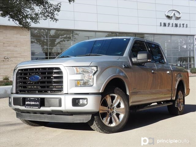 Pre-Owned 2016 Ford F-150 XLT, SPORT APPEARANCE PACKAGE
