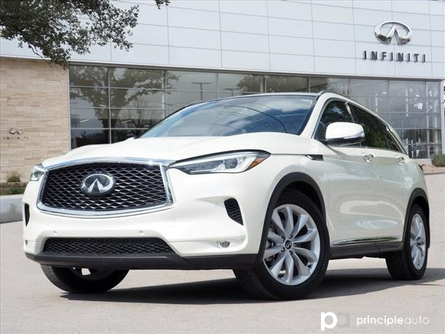 Certified Pre-Owned 2019 INFINITI QX50 ESSENTIAL,PROASSIST