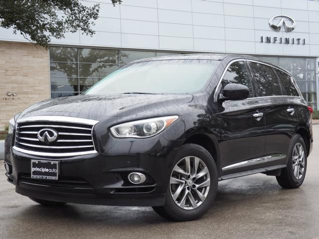 Pre-Owned 2013 INFINITI JX35 Drivers Assist, Theater, Navigation