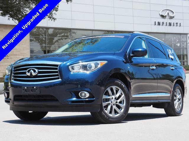 Certified Pre-Owned 2015 INFINITI QX60 Premium Plus, AWD