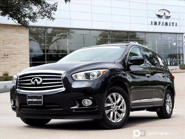 Certified Pre-Owned 2015 INFINITI QX60 PREMIUM PACKAGE