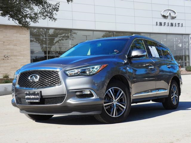 Certified Pre-Owned 2016 INFINITI QX60 Premium, Premium Plus