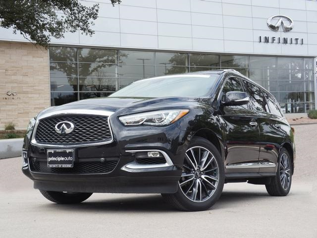 Certified Pre-Owned 2016 INFINITI QX60 DELUXE TECHNOLOGY, DRIVERS ASSIST, THEATER