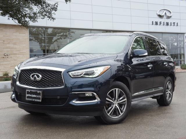 Certified Pre-Owned 2017 INFINITI QX60 Drivers Assist, Theater, Premium Plus