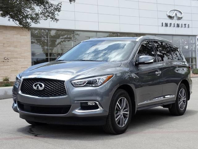 Certified Pre-Owned 2020 INFINITI QX60 LUXE, ESSENTIAL