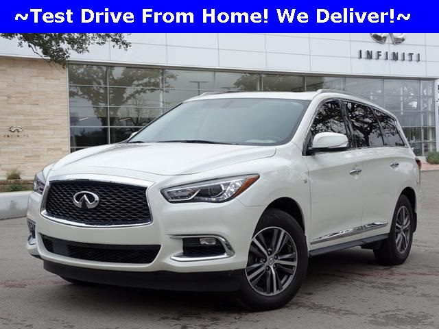 Certified Pre-Owned 2017 INFINITI QX60 Premium Package