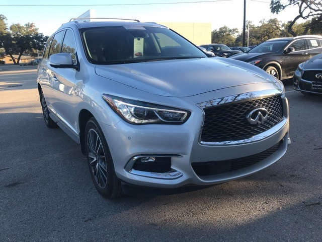 Certified Pre-Owned 2019 INFINITI QX60 ESSENTIAL, PROACTIVE, SENSORY