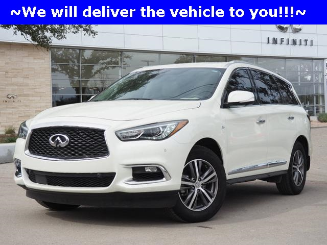 Certified Pre-Owned 2020 INFINITI QX60 LUXE, ESSENTIAL, PROASSIST