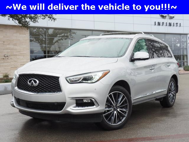Certified Pre-Owned 2020 INFINITI QX60 LUXE, ESSENTIAL, SENSORY, PROACTIVE