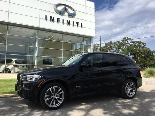 Pre-Owned 2018 BMW X5 sDrive35i, MSport Package, Drivers Assist