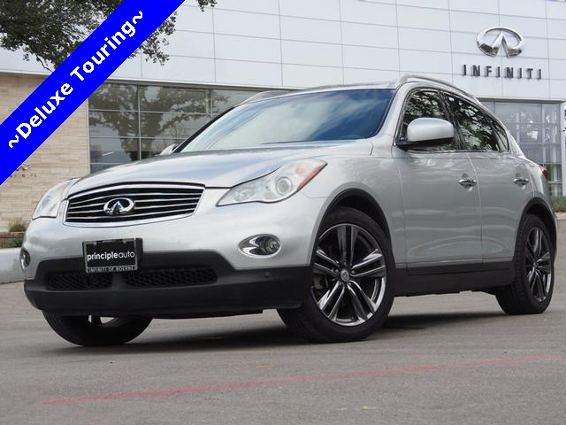 Pre-Owned 2013 INFINITI EX37 Deluxe Touring, Premium, Upgraded Wheels