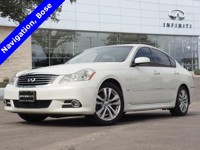 Pre-Owned 2010 INFINITI M35 Base