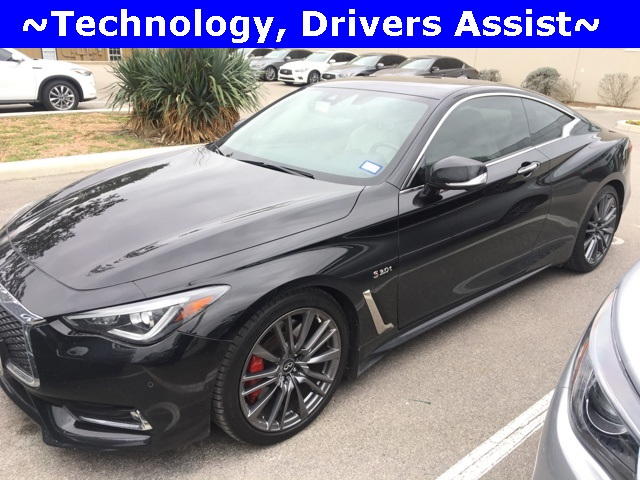 Pre-Owned 2017 INFINITI Q60 Red Sport 400, Technology Package, Premium Plus, D