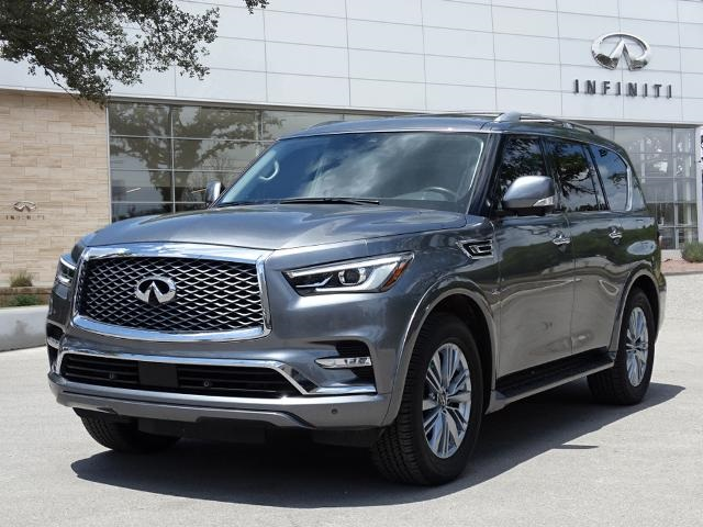 Certified Pre-Owned 2019 INFINITI QX80 LUXE, PROASSIST