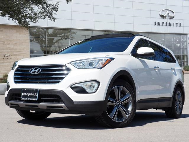 Pre-Owned 2014 Hyundai Santa Fe GLS, Ultimate Package