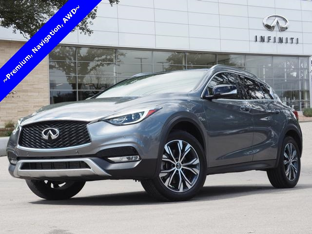 Pre-Owned 2017 INFINITI QX30 Premium, Navigation, AWD