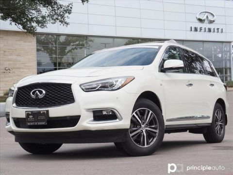 Certified Pre-Owned 2016 INFINITI QX60 Drivers Assist, Navigation, Bose