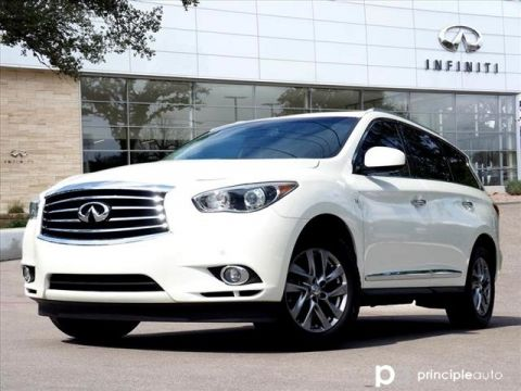 Certified Pre-Owned 2015 INFINITI QX60 Premium, Premium Plus