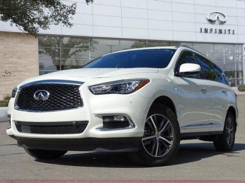 Certified Pre-Owned 2019 INFINITI QX60 LUXE, Essential, ProASSIST