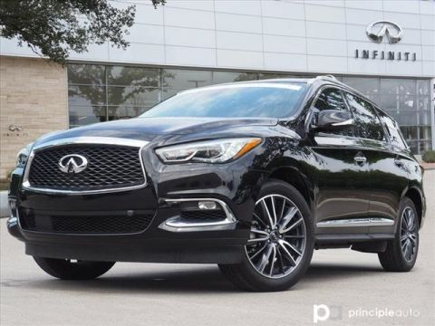 Certified Pre-Owned 2019 INFINITI QX60 LUXE, Essential, Proactive, Sensory
