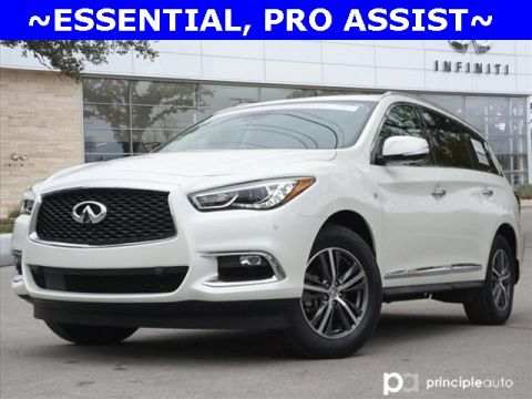 Certified Pre-Owned 2019 INFINITI QX60 ESSENTIAL, PRO ASSIST