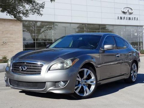 Pre-Owned 2011 INFINITI M56 Sport, Touring