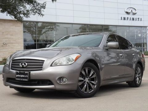 Pre-Owned 2013 INFINITI M37 Premium and Technology Packages