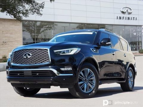 Certified Pre-Owned 2019 INFINITI QX80 LUXE, PROASSIST PACKAGE