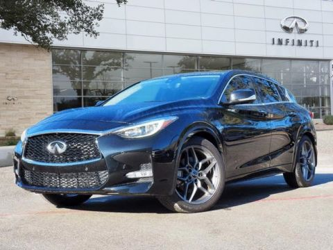 Certified Pre-Owned 2018 INFINITI QX30 Sport, Navigation, Sun Roof