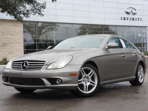 Pre-Owned 2007 Mercedes-Benz CLS CLS 550, Premium 2